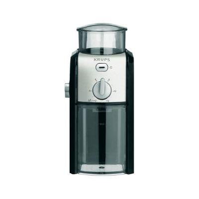 Krups G VX2 42 Kaffee-Espresso-Mühle Schwarz / Chrom