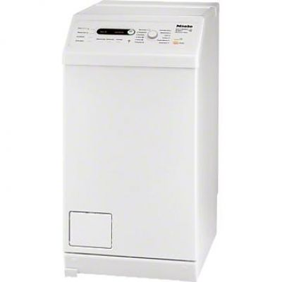 Miele W695FWPM Waschmaschine Toplader A 6kg weiß