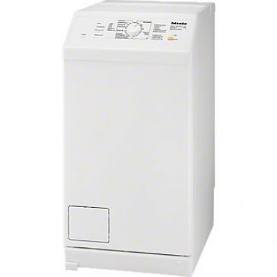Miele W668FWPM Waschmaschine Toplader A 6kg weiß