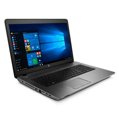 HP ProBook 470 G3 P5S02EA Notebook i7-6500U 1TB matt Windows 10 Pro + Win7Pro