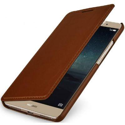 StilGut Leder Book Typ für Huawei Mate S cognac - Preisvergleich