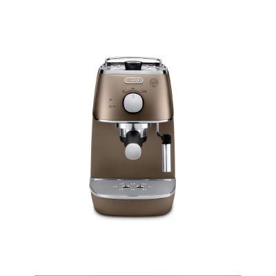 DeLonghi DISTINTA ECI.341BZ Espressomaschine Future Bronze
