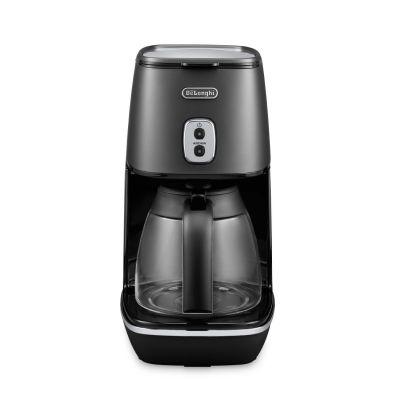 DeLonghi DISTINTA ICMI 211.BK Filterkaffeemaschine Elegance Black