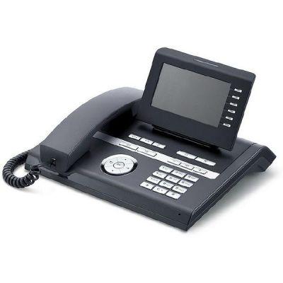 Unify OpenStage 40 HFA V3 Lava - schnurgebundenes VoIP-Telefon L30250-F600-C247 - Preisvergleich