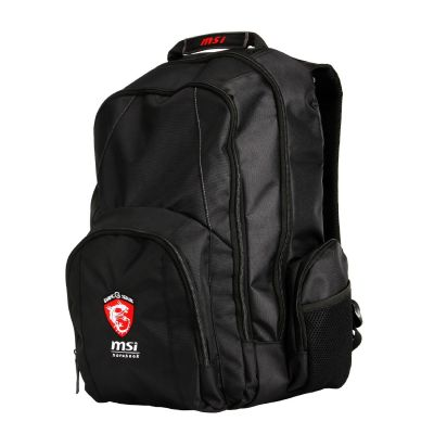 MSI Gaming Standard Backpack 15-17 Zoll