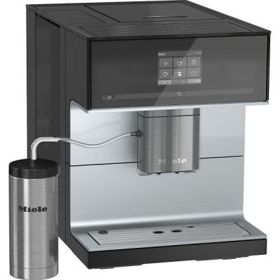 Miele  CM 7300 Kaffeevollautomat obsidianschwarz