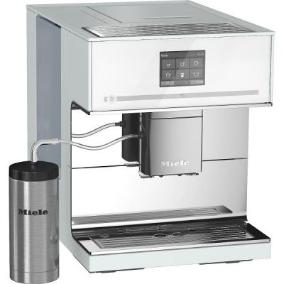 Miele  CM 7500 Kaffeevollautomat brillantweiß