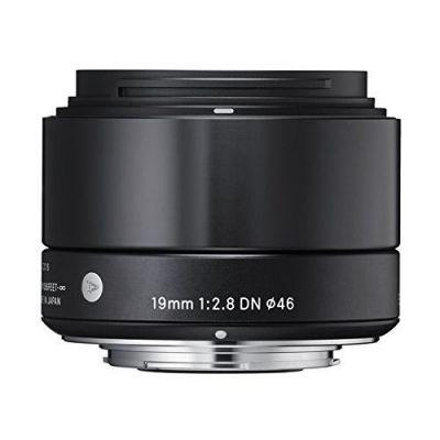 Sigma 19mm f/2.8 DN Weitwinkel Festbrennweite Objektiv für Micro Four Thirds