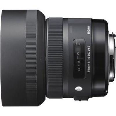 Sigma 30mm f/1.4 DC HSM Weitwinkel Festbrennweite Objektiv für Nikon