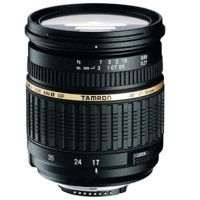 Tamron SP AF 17-50mm f/2.8 XR Di II Standard Zoom Objektiv...