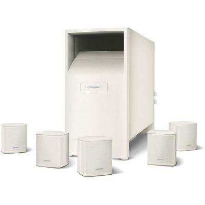 Bose BOSE Acoustimass 6 Serie V Home Cinema Speaker System - weiß