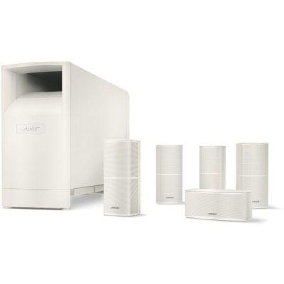 Bose BOSE Acoustimass 10 Serie V Home Cinema Speaker System - weiß