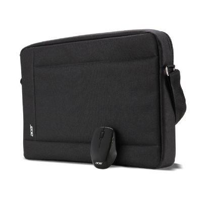"""Acer  Starter Set NP.ACC11.004 17"""" Notebooktasche + Wireless Maus (Nano Dongle)"""