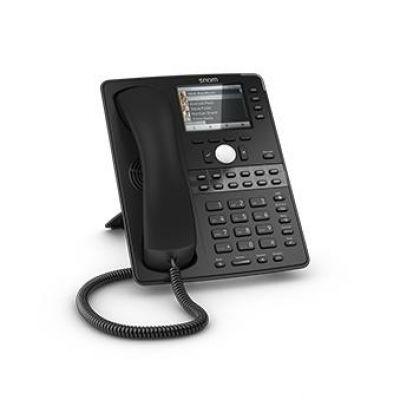 Snom D765 VoIP Telefon PoE schwarz 3917 - Preisvergleich