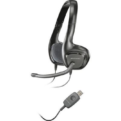 Plantronics .Audio 622 kabelgebundenes Stereo USB Headset schwarz