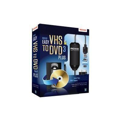 COREL Roxio Easy VHS to DVD 3 Plus MiniBox - Preisvergleich