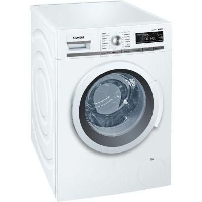 Siemens  WM14W550 iQ700 Waschmaschine Frontlader A+++ 8kg weiß