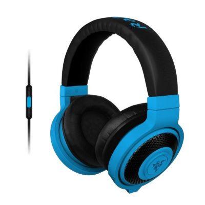 Razer Kraken Mobile Gaming Kopfhörer mit Mikrofon blau - Preisvergleich