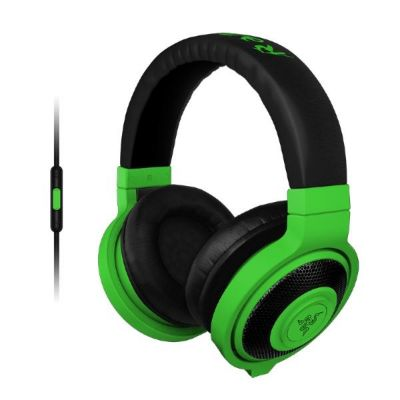 Razer Kraken Mobile Gaming Kopfhörer mit Mikrofon grün - Preisvergleich