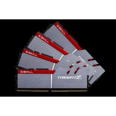 G Skill 16GB (4x4GB) G.Skill Trident Z DDR4-3200 CL16 (16-18-18-38) DIMM RAM Kit