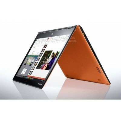 Lenovo Yoga 700-14ISK orange 2in1 Notebook i5-6200U Full HD Windows 10