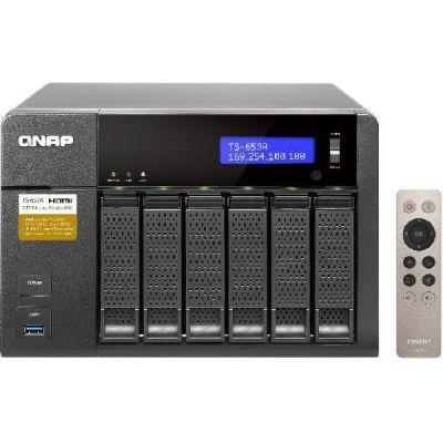 QNAP TS-653A-4G NAS System 6-Bay