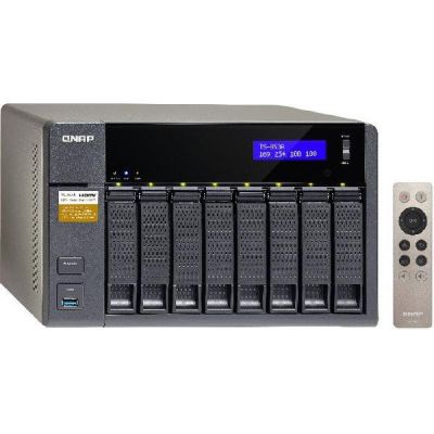 QNAP TS-853A-4G NAS System 8-Bay