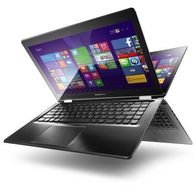 Lenovo Yoga 500-14ISK schwarz 2in1 Notebook i5-6200U Full HD Windows 10