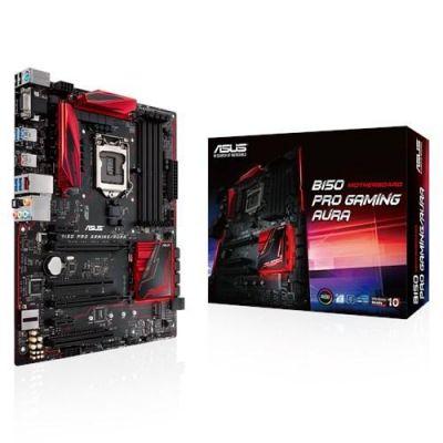 ASUS B150-PRO Gaming/Aura USB3.1/M.2/SATA600/HDMI/VGA ATX Mainboard Sockel 1151 - Preisvergleich