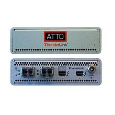 Atto  Thunderbolt 2 zu FibreChannel Host Bus Adapter