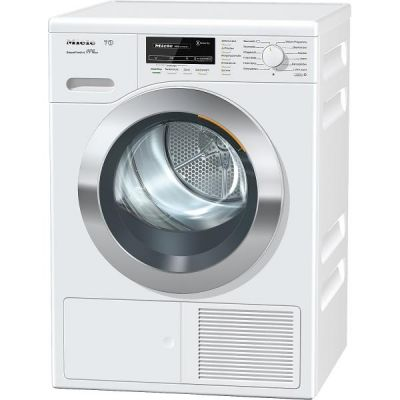 Miele  TKG 840 WP SFinish&Eco Wärmepumpentrockner A+++ 8kg FragranceDos Weiß
