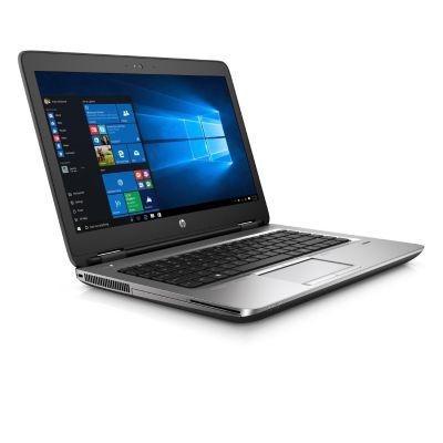 HP Probook 645 G2 T9X14ET Notebook silber PRO A10-8700B SSD HD matt W7P+W10P