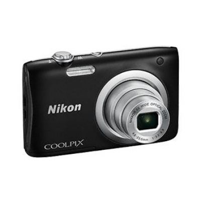 Nikon COOLPIX A100 Digitalkamera schwarz
