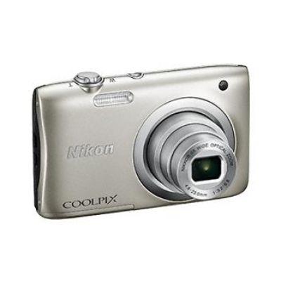 COOLPIX A100 Digitalkamera silber