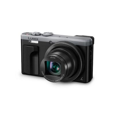 Panasonic Lumix DMC-TZ81 Reisezoom-Kamera silber - Preisvergleich