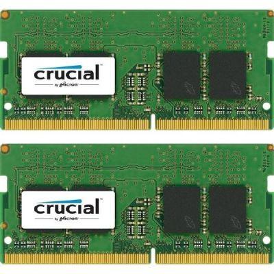 Crucial 32GB (2x16GB)  DDR4-2133 CL15 SO-DIMM RAM Speicher Kit
