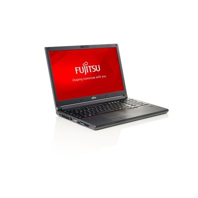 Fujitsu Lifebook E556 Notebook i5-6200U 8GB 256GB SSD Windows 7/10 Prof