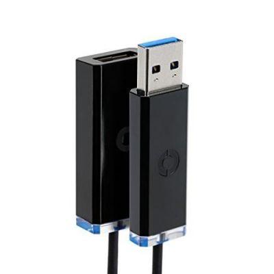 Corning  USB 3.0 Kabel optisch 15m schwarz AOC-ACS2CVA015M20