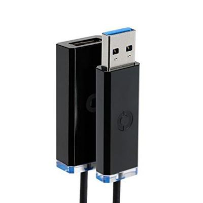 Corning  USB 3.0 Kabel optisch 30m schwarz AOC-ACS2CVA030M20