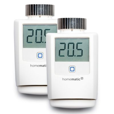 Homematic IP  2er Set Heizkörperthermostat HMIP-eTRV
