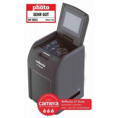 Reflecta x7-Scan Film-  und  Diascanner 35 mm USB 3200 dpi - Preisvergleich