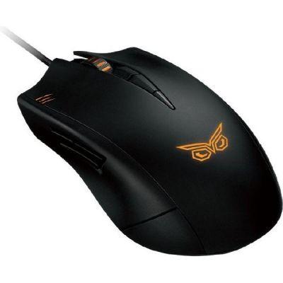 ASUS STRIX Claw Dark Edition Gaming Maus schwarz 90YH00C2-BAUA00