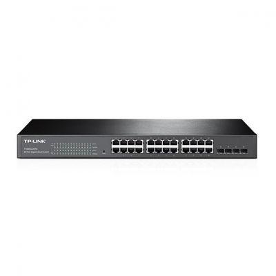 TP-LINK T1600G-28TS (TL-SG2424) 24x Port Gigabit Web Smart Switch 4x SFP