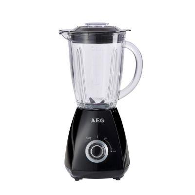 AEG  Perfectmix Standmixer SB 185 450 Watt 1,5 Liter schwarz