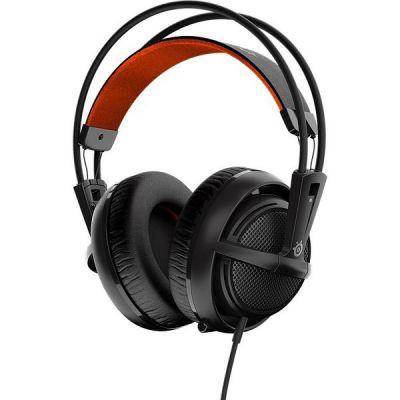 SteelSeries Siberia 200 kabelgebundenes Gaming Headset schwarz 51133