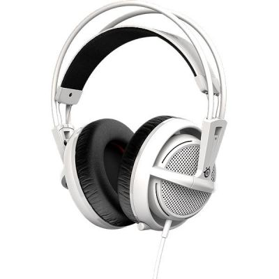 SteelSeries Siberia 200 kabelgebundenes Gaming Headset weiß 51132