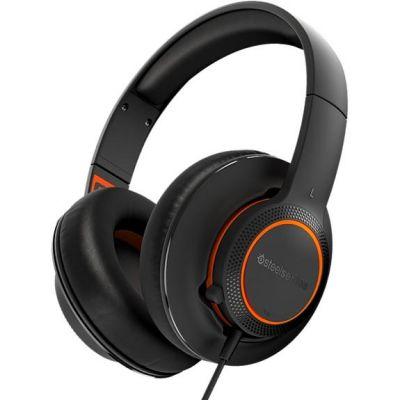 SteelSeries Siberia 100 Gaming Headset schwarz 61420
