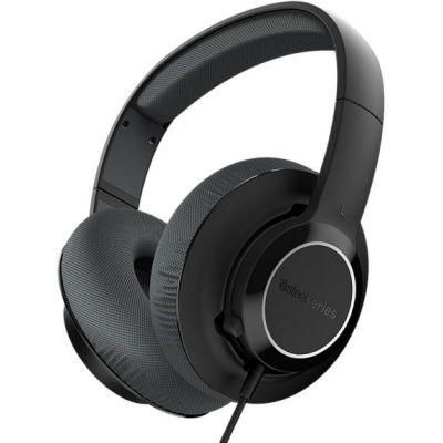 SteelSeries Siberia P100 Lightweight Gaming Headset für PS4 schwarz 61414