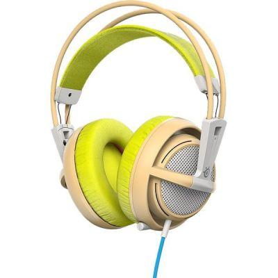 SteelSeries Siberia 200 kabelgebundenes Gaming Headset grün 51137
