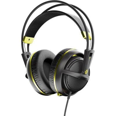 SteelSeries Siberia 200 kabelgebundenes Gaming Headset gold 51134